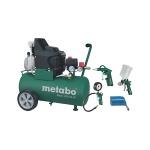 Аренда (прокат) компрессора поршневого METABO Basic 250-24 W OF